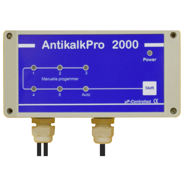 "AntikalkPro 2000  12-49 mm - 1/2"" - 3/4"" - 1"" - 5/4"" - 11/2"""