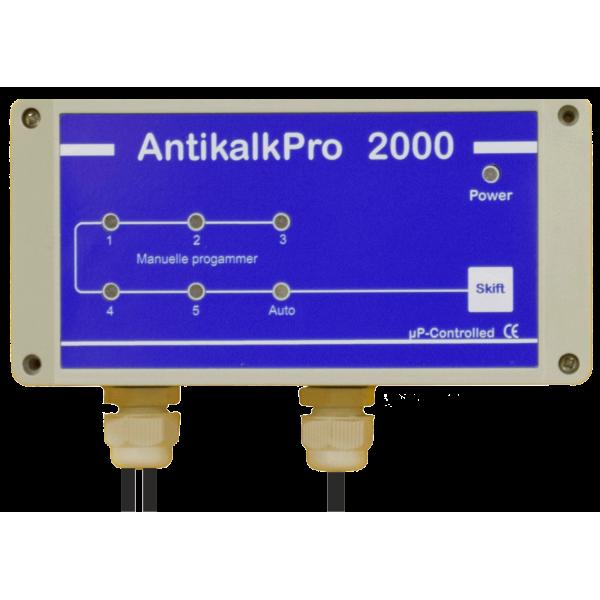 "AntikalkPro 2000  12-49 mm - 1/2"" - 3/4"" - 1"" - 5/4"" - 11/2"""